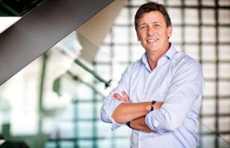 Jacco Vonhof (MKB-Nederland): 'Samen mensen van werk naar werk brengen'