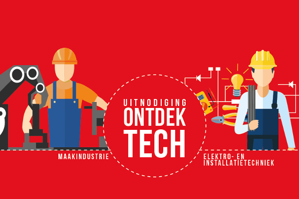 OntdekTECH: webinar over instroom technisch personeel